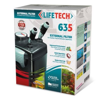 Lifetech - LifeTech 635 Dış Filtre 600L/H