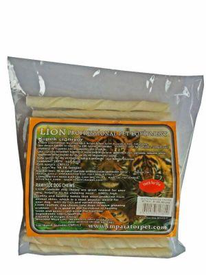 Lion - Lion Beyaz Çiğneme Kemiği ( 12CM - 50\'li Paket )