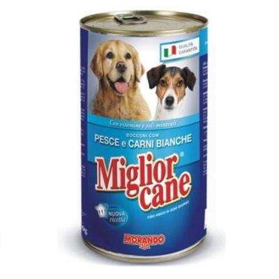 - Miglior Gatto Balıklı Yetişkin Konserve Köpek Maması 1250 Gr