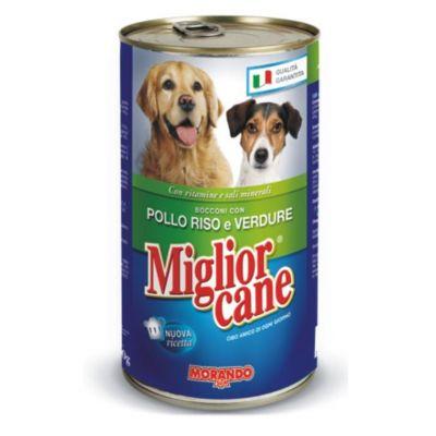 - Miglior Gatto Tavuklu, Pirinçli Köpek Konserve Maması 1250Gr
