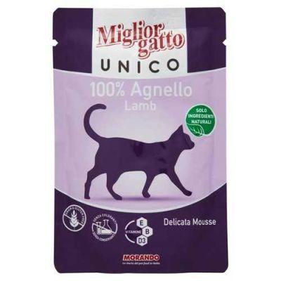 - Miglior Gatto Unico Kuzulu Kedi Konservesi 85 Gr