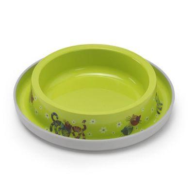 - Moderna Trendy Friends Kedi Mama Kabı Yeşil 210 Ml