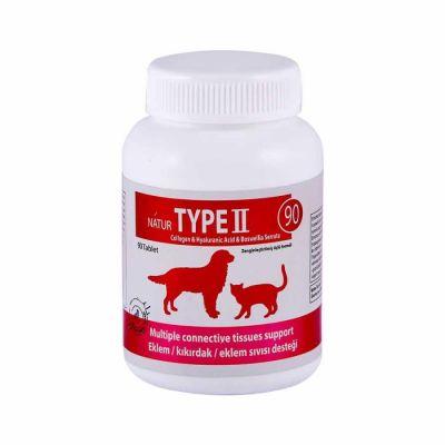 - Natur Type 2 Eklem, Kıkırdak ve Eklem Sıvısı Desteği 90 Tablet