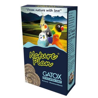 Nature Plan - Nature Plan Gatox Grit Plus Mineral Tablet