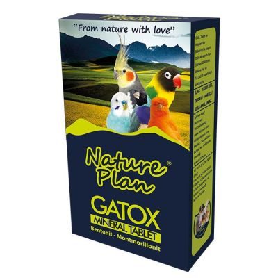 Nature Plan - Nature Plan Gatox Mineral Tablet