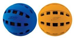 - Nerf Sert Plastik Kaplamalı Sesli Top 10,2 Cm