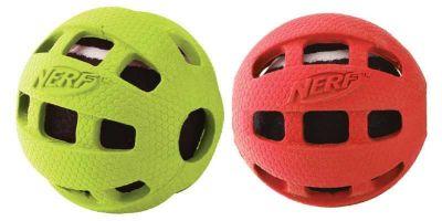 Nerf - Nerf Sert Plastik Kaplamalı Top 8,9 Cm