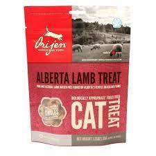 - Orijen Alberta Lamb Treat Kuzu Etli Kurutulmuş Kedi Ödülü 35 Gr