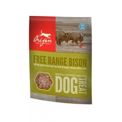 Orijen - Orijen Freeze Dried Köpek Ödülü Alberta Bison 100 gr
