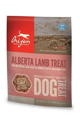 Orijen - Orijen Freeze Dried Kurutulmuş Doğal Kuzu Etli Köpek Ödülü 100 gr