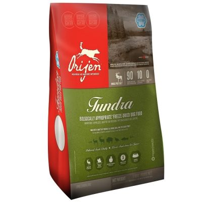 Orijen - Orijen Freeze Dried Tundra Köpek Ödül Maması 170 GR