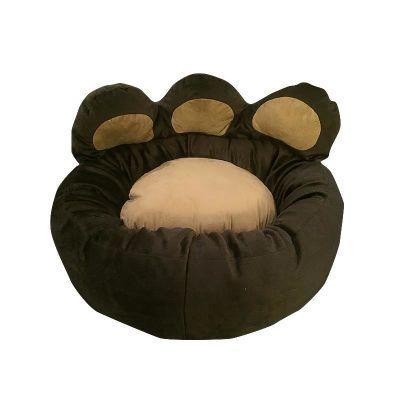 Paw paw - Paw Paw Pati Şeklinde Kedi Köpek Yatağı 60 cm