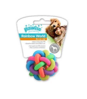 - Pawise Rainbow Wolrd Zilli Örgü Top 6 Cm