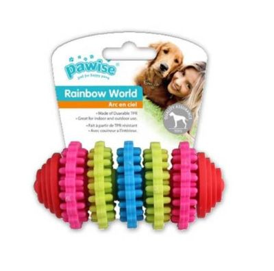 Pawise - Pawise Rainbow World Dişli Oyuncak 10 cm