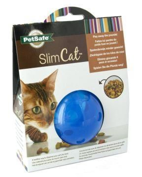 Diğer - Pet Safe Slim Cat Oyun Ve Ödül Topu