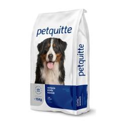 - Petquitte Etli Yetişkin Köpek Maması 15 Kg