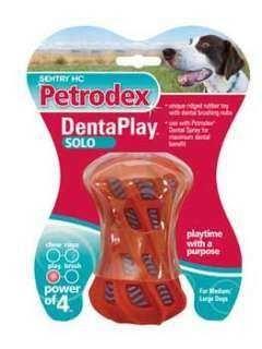 Diğer - Petrotex Denta Play Köpek Diş Temizleme Oyuncağı