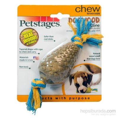 - Petstages Dogwood Pine Cone Kozalak Köpek Oyuncağı 8,5 cm