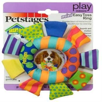 Petstages - Petstages Mini Easy Toss Ring Halka Köpek Oyuncağı
