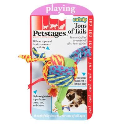 Petstages - Petstages Tons Of Tails Catnipli Kedi Oyuncağı