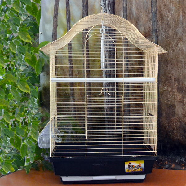 Ph Pet Cage Pirinç Kafes 34,5x28x54,5 cm