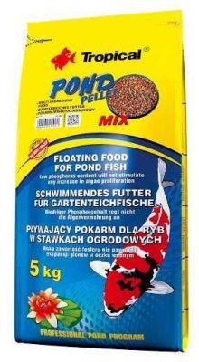 Diğer - Pond Pellet Mıx 5 Kg