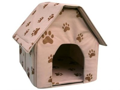 Diğer - Portatif Taşınabilir Antibakteriyal Köpek Kulübesi