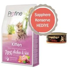 - Profine Kitten Tavuklu Yavru Kedi Maması 2 KG