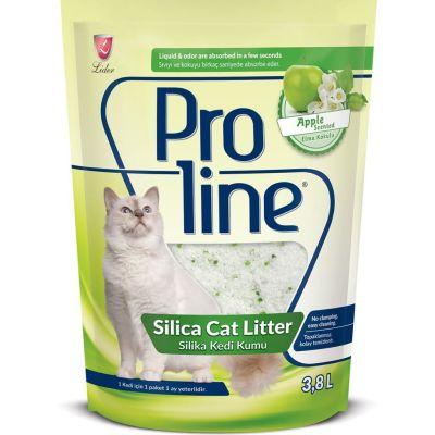 - Proline Elmalı Kedi Kumu 3,8 Lt