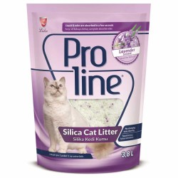 Proline - Proline Lavantalı Kedi Kumu 3,8 Lt
