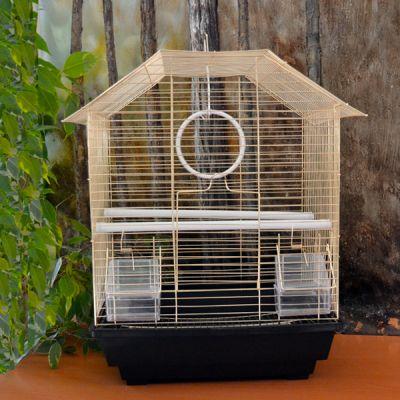 QH PET CAGE - Qh Pet Cage Pirinç Kuş Kafesi