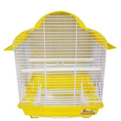 QH PET CAGE - Qh Pet Cage Renkli Kafes 30x23x40 cm