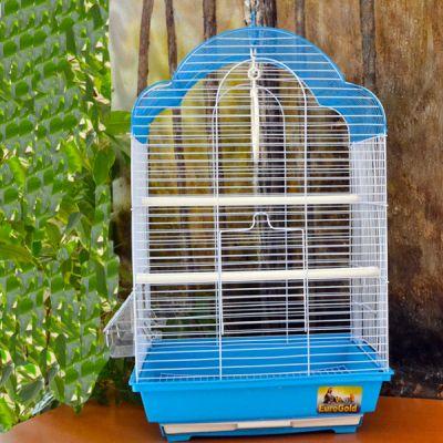 QH PET CAGE - Qh Pet Cage Renkli Kafes 34,5x28x54,5 cm