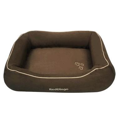 Red Dingo - Reddingo Çikolata Köpek Yatağı X Large