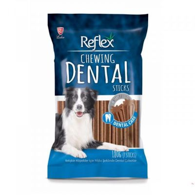 Reflex - Reflex Dental Stick Köpek Ödül Maması 180 Gr