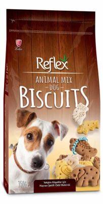Reflex - Reflex Hayvan Figürlü Köpek Ödül Bisküvisi 350 gr