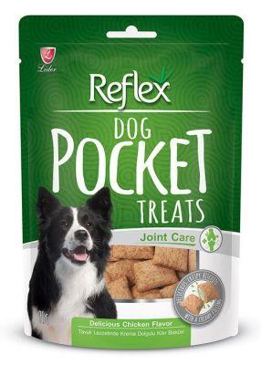 Reflex - Reflex Pocket Eklem Sağlığı için Tavuklu Köpek Ödülü 95 Gr