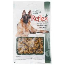Reflex - Reflex Semi Moist Av Hayvanlı Tavuklu Köpek Ödülü 150 Gr