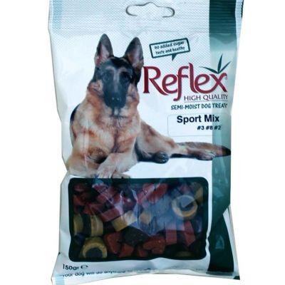 Reflex - Reflex Semi Moist Sport Mix Köpek Ödülü 150 Gr