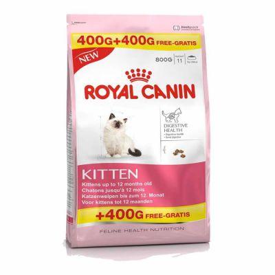 Royal Canin - Royal Canin 36 Kitten Yavru Kuru Kedi Maması 400+400 Gr