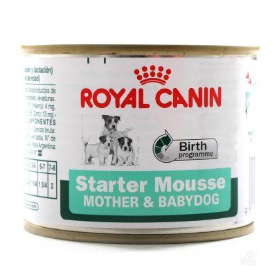 Royal Canin - Royal Canin Starter Mousse Yavru Köpek Konservesi 195 Gr