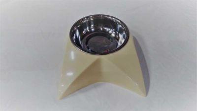 Stefanplast - Stefanplast Batman Çelik Taslı Devrilmez Mama Su Kabı 2x11Cm 0,23 Lt