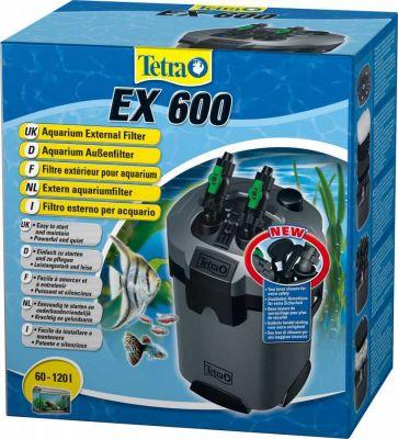 Tetra - Tetra Ex 600 Akvaryum Dış Filtre 600 Lt/S
