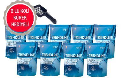 - Trendline Kristal Kedi Kumu 3.6 LT - 9 ADET -