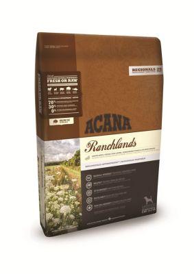 Acana - Acana Ranchlands Sığır Etli Tahılsız Köpek Maması 11.4 KG