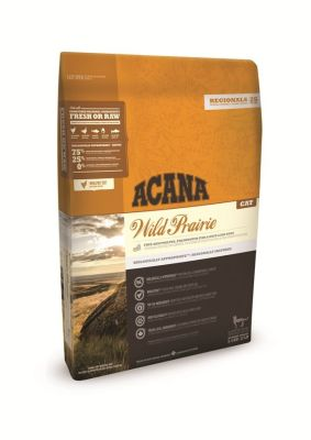 Acana - Acana Wild Prairie Tavuklu Göl Balıklı Tahılsız Kedi Maması 1.8 Kg