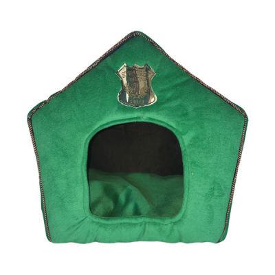 Allfi Pet - Allfi Pet Kumaş Kedi Evi Yeşil