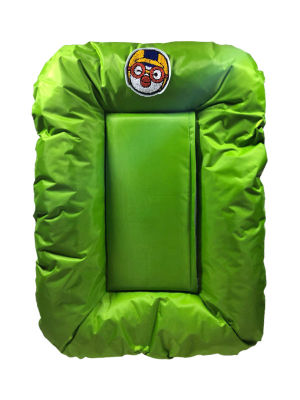 Allfi Pet - Allfi Pet Su Geçirmez Köpek Yatağı Small Yeşil
