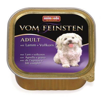 Animonda - Animonda Kuzulu ve Kepekli Yetişkin Köpek Konserve Maması 150 Gr