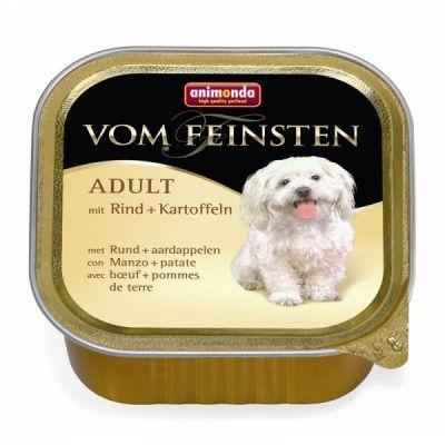 Animonda - Animonda Sığır Eti ve Patatesli Köpek Konservesi 150 gr